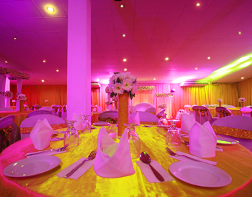 Wedding reception halls in Matara